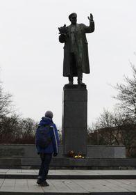 Памятник маршалу Коневу, фото: ЧТК
