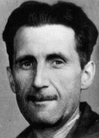 George Orwell, photo: Public Domain