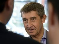 Andrej Babiš, photo: CTK
