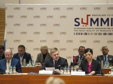 Саммит в Братиславе, Фото: ЧТК