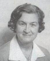 Jiřina Steinská-Sehnoutková, mother of Georgina Sehnoutka Steinsky