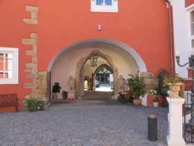 Schloss Savoia (Foto: Katerina Ayzpurvit)