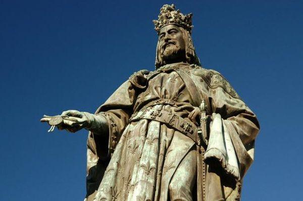 Чешский король и император Священной Римской империи Карл IV, фото: Архив Национальной галереи