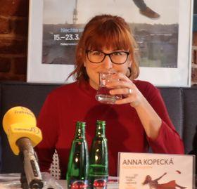 Anna Kopecká (Foto: Martina Schneibergová)
