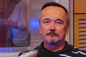 Jiří Kobza (Foto: Luboš Vedral, Archiv des Tschechischen Rundfunks)