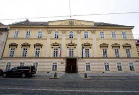 Tschechisches Bildungsministerium (Foto: Filip Jandourek, Archiv des Tschechischen Rundfunks)