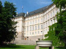 Südliche Gärten der Burg (Foto: Barbora Němcová)