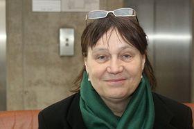 Anna Šabatová, photo: Adam Kebrt, ČRo