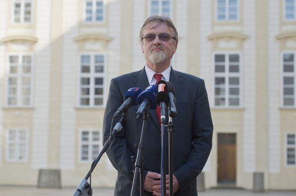 Stanislav Štech (Foto: ČTK)