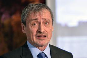 Martin Stropnický (Foto: Filip Jandourek, Archiv des Tschechischen Rundfunks)