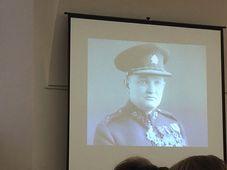 Лукаш Бабка, на снимке Рудольф Медек, Фото: Катерина Айзпурвит, Чешское радио - Радио Прага