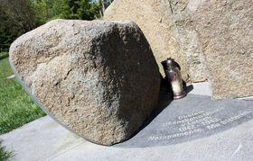 Denkmal in Lety (Foto: Barbora Němcová)