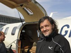 Emir Kusturica, photo: CTK