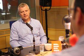 бывший посол в США и РФ Петр Коларж, фото: Ян Бартонек, Чешское радио