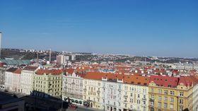 Vistas desde la terraza de la Galería Nacional, foto: Dominika Bernáthová
