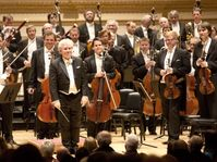 Czech Philharmonic at Carnegie Hall, photo: CTK