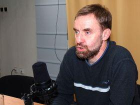 Jan Frolík, foto: Hynek Bulíř, Archivo de ČRo