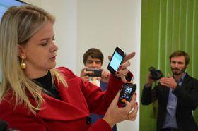 Мобильное приложение - необходимая составная телемедицины, Фото: Давид Коубек, Чешское радио