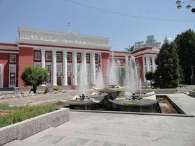Таджикистан, Душанбе, фото: Барбора Хакенова