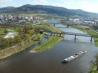 Canal fluvial Labe-Odra-Dunaj, foto: Jaroslav Kubec, Creative Commons 3.0 Unported
