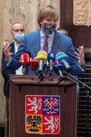Adam Vojtěch (Foto: ČTK / Vít Šimánek)