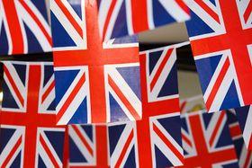 Флажки Великобритании, Фото: открытый источник