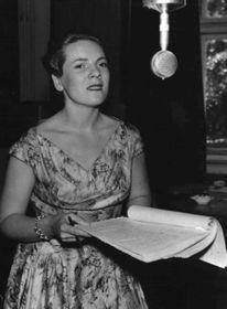 Vlasta Chramostová (Foto: Archiv des Tschechischen Rundfunks)