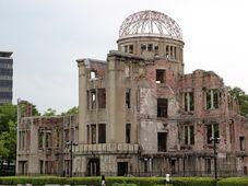 Friedensdenkmal von Hiroshima (Foto: Dmitrij Rodionow, Wikimedia Commons, CC BY-SA 4.0)