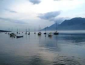 Lago di Garda in Italie, foto: Archiv des Tschechischen Rundfunks - Radio Prag