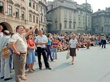 Prague, 1980, photo: Alan Denney / CC BY-NC-SA 2.0