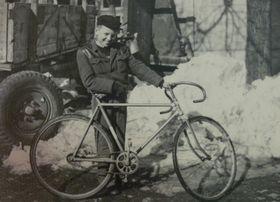 Фрэнк Мразек, 1948, фото: Frank Mrazek Racing