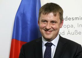 El ministro de RR.EE. checo, Tomáš Petříček, foto: ČTK / AP Photo / Ronald Zak