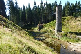 La torre de corredera, foto: David Hertl, ČRo