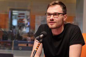Marek Šindelka (Foto: Jana Přinosilová, Archiv des Tschechischen Rundfunks)