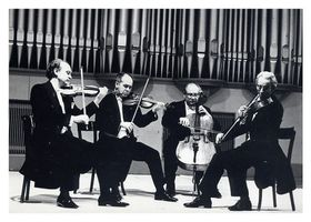 Le Janáček Quartet, photo: MrBrbla1, CC BY-SA 3.0
