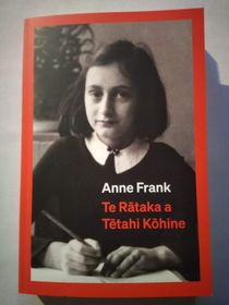 Anne Frank´s Diary, photo: Archive of the Holocaust Centre of New Zealand