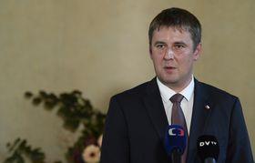 Tomáš Petříček, el ministro de RR.EE. checo, foto: ČTK/Deml Ondřej