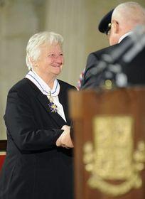 Julie Hrušková, photo: CTK
