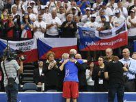 Despedida del tenis de Radek Štěpánek, foto: Michal Kamaryt/ČTK