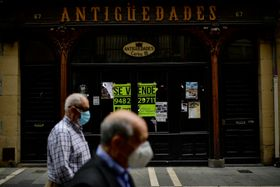 Španělsko, foto: ČTK / AP Photo / Alvaro Barrientos