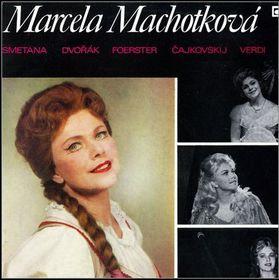Marcela Machotková en 'La novia vendida', foto: Panton