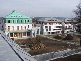 Le complexe de logements de la Villa Bianca, photo: Deltaplan