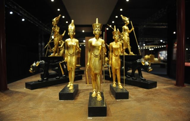 king tut exhibit 2020