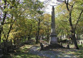 Válečné hroby ve Vladivostoku, Rusko,  foto: Ministerstvo obrany ČR