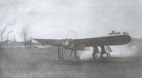 Blériot von Jan Kašpar (Foto: Pardubitzer Museum)