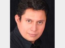 Rafael Álvarez, foto: presentación oficial del festival 'Semana de la Ópera'