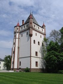 Castillo blanco de Hradec nad Moravicí, foto: Dr. Killer, CC BY-SA 3.0 Unported