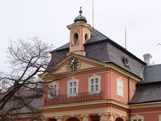 Palacio de Dobříš, foto: Miloš Turek