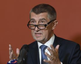 Andrej Babiš, foto: Michal Krumphanzl/ČTK