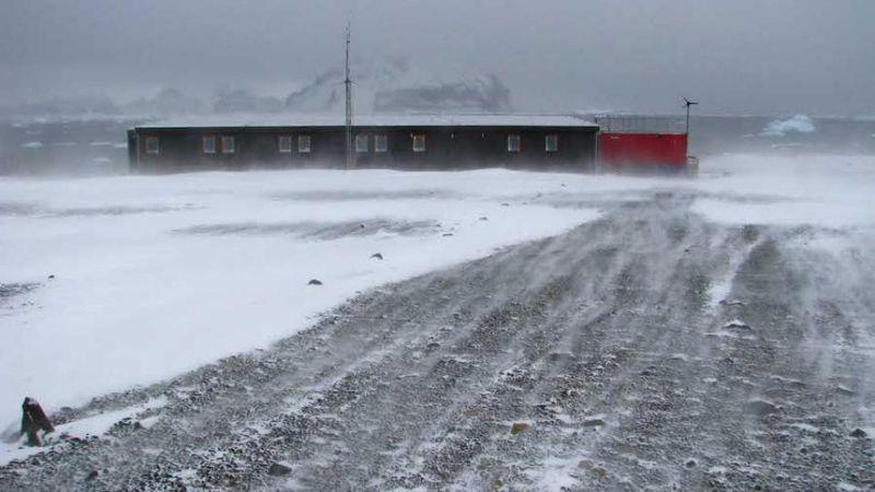 Mendel-Polarstation (Foto: Radek Vodrážka)